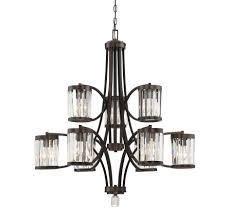 Lighting Chandelier 1 4061 9 28 Nora 9 Light Chandelier By Savoy House