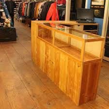 Homebase Laminate Flooring The Front Desk For Homebase Skateshop U2014 Andy Vasquez Furniture