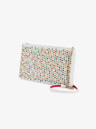 christian louboutin spike embellished clutch bag on sale browns