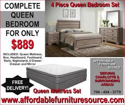 Bedroom Furniture Package Farrow Bedroom Package Deal Affordable Furniture Source
