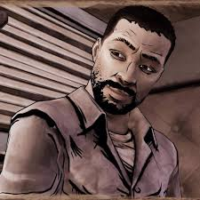 lee everett just adorable u003c3 walking dead the game