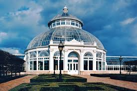 new york botanical garden enid a haupt conservatory projects