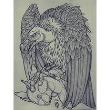 simple vulture tattoo bearded vulture tattoo google search taylors stuff pinterest