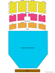 fox theater floor plan fox theater oakland seating chart
