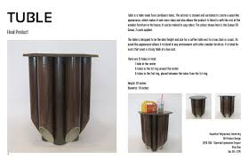 tuble u2013 cardboard tube table u2013 alisa yao