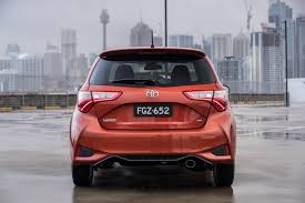 mazda car price in australia facelifted toyota yaris arrives in australia with more safety
