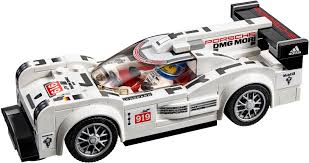 lego porsche minifig scale porsche 919 hybrid and 917k pit lane by lego choice gear