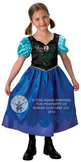 Princess Anna Halloween Costume Classic Disney Princess Anna Costume U0027s Book Fancy