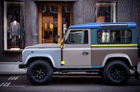 jeep defender 2016 land rover defender history british gq