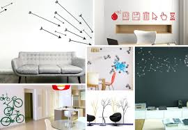 wall decals for dining room 12 wall art decals that celebrate modern style