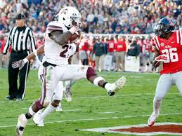 mississippi state demolishes ole miss in egg bowl the sun herald