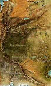 Dragon Age World Map by Hunterhorn Mountains Dragon Age Wiki Fandom Powered By Wikia