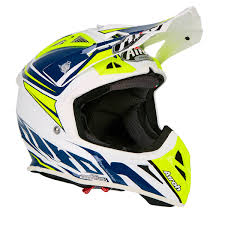 airoh motocross helmets airoh mx helmet aviator 2 2 ready blue gloss 2017 maciag offroad