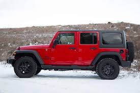 red jeep wrangler unlimited jeep wrangler popemobile to ferry pope francis on u s trip