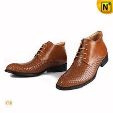 s dress boots mens dress ankle boots leather brown cw763390