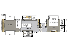 cardinal rv floor plans new forest river rv cardinal 3950tz fifth wheel for sale review