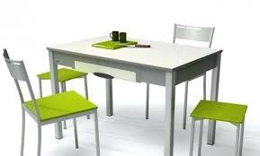 table de cuisine avec rallonge table de cuisine avec 4 pieds en metal plateau a rallonges en