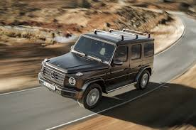 the 2019 mercedes benz g class swaps its north face parka for a tuxedo