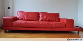 prix canape canapé 3 4 places cuir design italien nouveau prix a