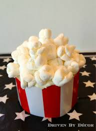 movie themed birthday party popcorn cupcakes driven by decor