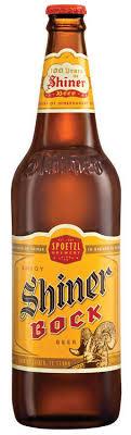 shiner light blonde carbs shiner bock beer 24 oz glass bottle reviews page 4