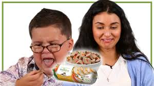 people eating dog food without knowing u2014 freshpet youtube