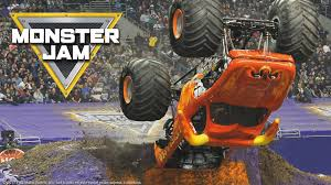 monster truck jam los angeles monster jam at angel stadium of anaheim latest cbs local kroq