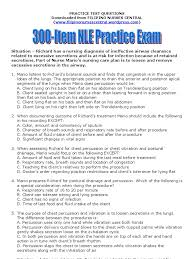 300item nle practice exam with answer key docshare tips