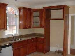 Ready Built Kitchen Cabinets by Kitchen Pre Made Kitchen Cupboards Dark Brown Rectangle