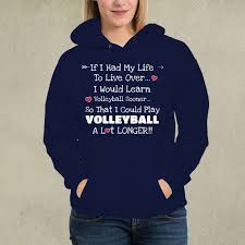 volleyball makes me happy you not so much hoodie 5amily