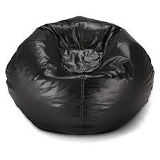 tips large 4 ft fuf bean bag chairs walmart in glossy black for