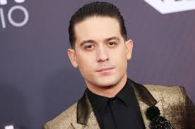 what product does g eazy use in his hair g eazy used magazine cover to get through airport security page six