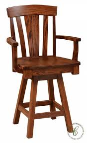 Modern Bistro Chairs Annapolis Swivel Counter Height Chair Counter Height Chairs