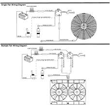 electric fan controller wiring diagram diagram wiring diagrams