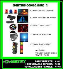 disco rental disco lighting for hire gravity dj store gravity sound lighting