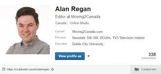 linkedin ca how to make a short custom linkedin profile url moving2canada