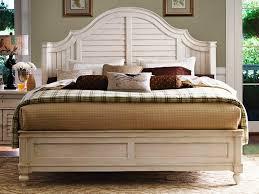 bedroom furnitures bedroom king bed with white vintage headboard