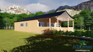 sch18 2 x 40ft container home plans eco home designer