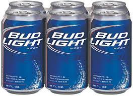 how much is a six pack of bud light anheuser busch bud light 6 pk can the wine specialist