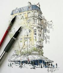 757 best urban sketchers global images on pinterest urban
