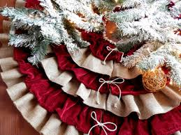rustic tree skirts for a primitive