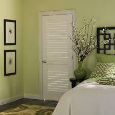 louvered interior doors home depot masonite plantation smooth louver solid primed composite
