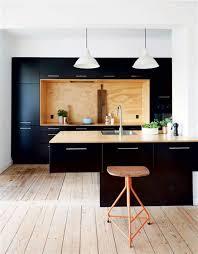 cuisine noir mat et bois cuisine noir mat et bois 0 les 25 meilleures id233es de la