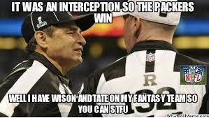 Funny Packer Memes - a roundup of the best memes about last night s blown call in the