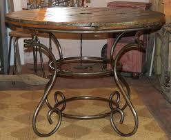 table basse touret bois table touret domunik