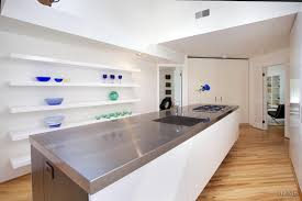kitchen floating island kitchen stainless steel floating shelves kitchen library