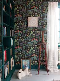 Wallpaper Interior Design Best 25 Botanical Wallpaper Ideas On Pinterest Leaves Wallpaper