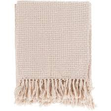light pink throw blanket surya tierney pale pink throw blanket found on polyvore featuring