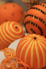 decorative citrus fruity patooty oranges