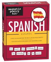 Magnetic Home Design Kit by Spanish Kit U2013 Magneticpoetry Com